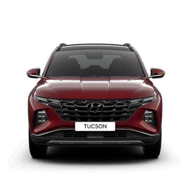 Hyundai Yeni TUCSON resmi